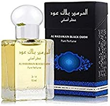 Haramain Black Oudh for Men and Women (Unisex) CPO - Concentrated Perfume Oil (Attar) 12 ML (0.40 oz)
