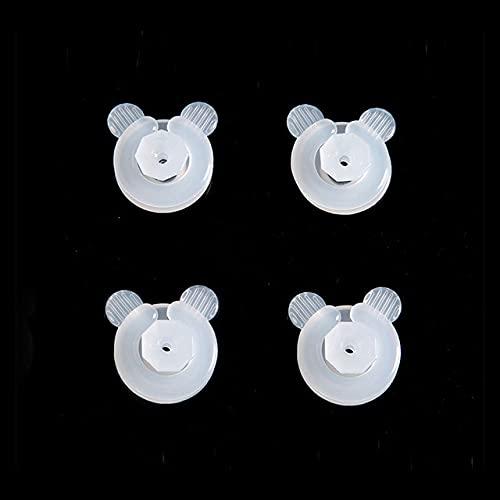 WenxuanChenxi 4 unids/Set Pinzas de edredón edredón de Cama Fundas de edredón de donas Soportes de sábanas Mantas de Agarre Accesorios de Hoja Abrazadera de Clips de sujeción