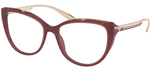 Brillen Gafas de Vista Bvlgari B. ZERO1 BV 4181 RED 51/16/140 Damen