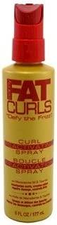 Samy Fat Curls Reactivating Spray 6oz