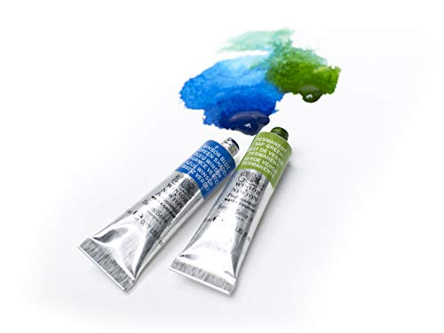 Winsor & Newton Professional Water Colour Paint, 14ml tube, Yellow Ochre
