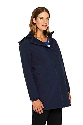 ESPRIT Maternity Umstands Parka Jacke Jacket Damen Jacken Mantel (44 (Herstellergröße: 44), Night Blue (486))