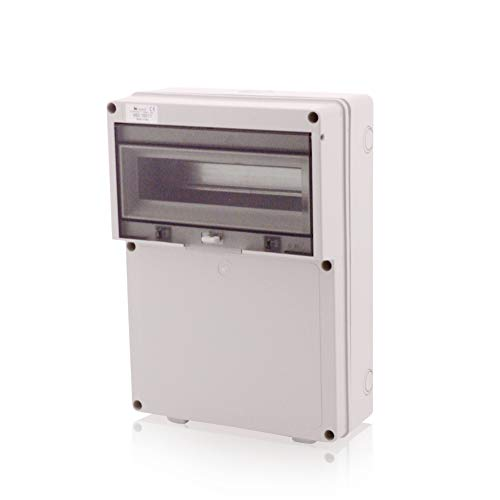 Kunststoffgehäuse Installationsgehäuse Leergehäuse Industriegehäuse 360x260mm (Leergehäuse) JS7800