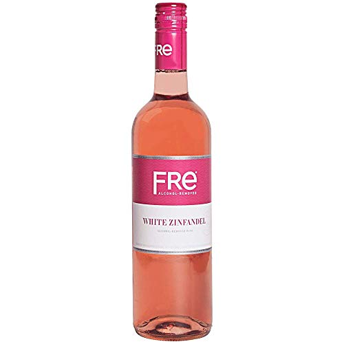 Sutter Home Fre White Zinfandel Non-alcoholic Wine