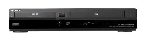 Learn More About Sony RDR-VX555 Tunerless DVD Recorder/VHS Combo Player