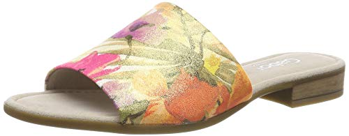 Gabor Shoes Damen Comfort Sport Riemchensandalen, Mehrfarbig (Cipria 10), 39 EU
