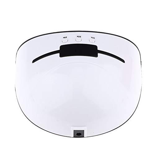 Sharplace Secador Uñas Esmalte Normal y Gel Kits para Manicura y Pedicura 36W Temporizador 30s, 60s, 99s