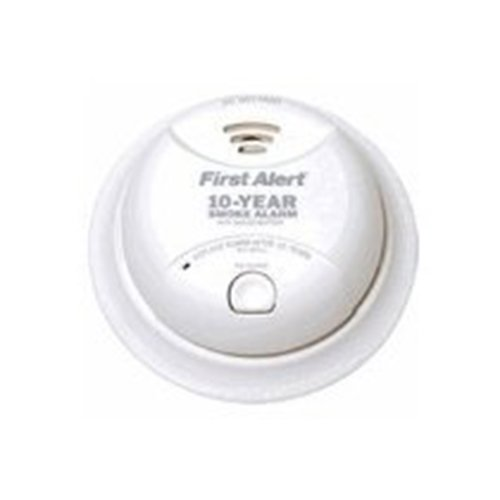 Spy Associates Hi Res Smoke Detector Self Recording Spy Camera, Includes Free eBook
