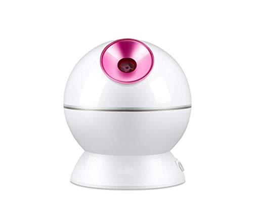 Q&Z Nano Facial Steamers Vaporizador Facial Calor O FríO Vapor Inhalador Limpiador Facial De Rociador De Belleza Dispositivo De Belleza IóNica Humidificador Para El Cuidado De La Cara