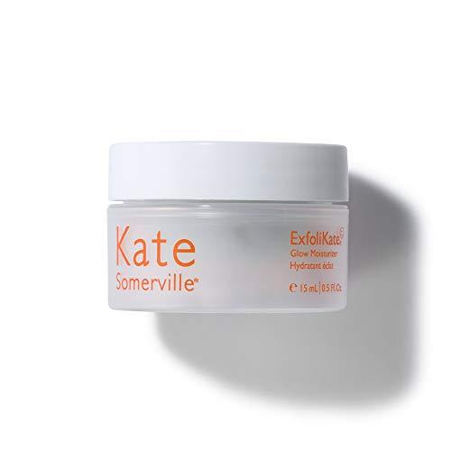 Kate Somerville ExfoliKate Glow Moisturizer | Gently Exfoliates & Deeply Moisturizes | For Dewy, Smooth Skin | 0.5 Fl Oz