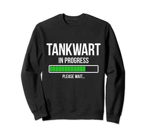 Ausbildung Tankwart Sweatshirt