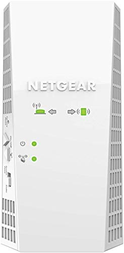 NETGEAR - Extensor de Red WiFi con Enchufe británico EX6410