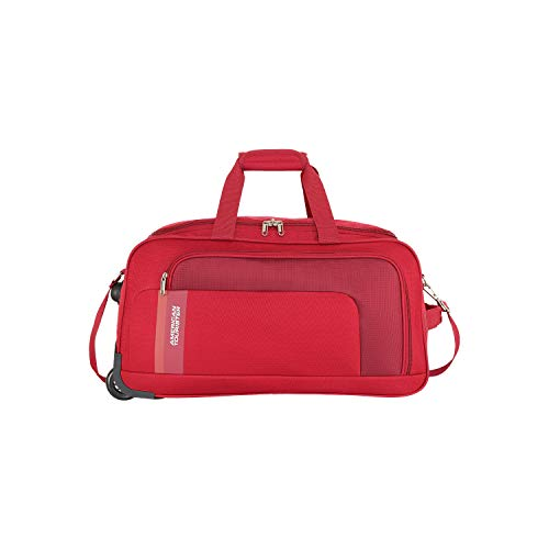 American Tourister Camp Polyester 65 cms Red Travel Duffle (FR7 (0) 00 002)