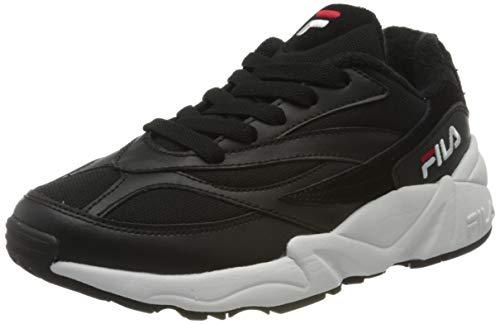 Fila Damen Wmn Venom Low 1010291-25Y Sneaker, Schwarz, 38 EU