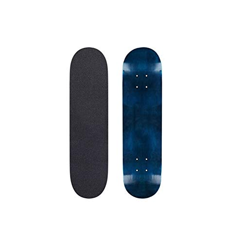 LSF Skateboard,Skateboard Für Kinder,Fishboard,mit 7-lagigem Ahornholz CruiserSkateboard Für Kinder Jugendliche Erwachsene (Color : 4)