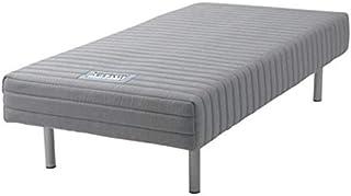 【フランスベッド】脚付きマットレス ハイタイプ25㎝脚 人気 国産 2年保証 一体型 すのこベッド 選べる色 高さ フランスベッド 【本体ブラック色】【脚ハイタイプ25㎝】【シングルサイズ幅98㎝】