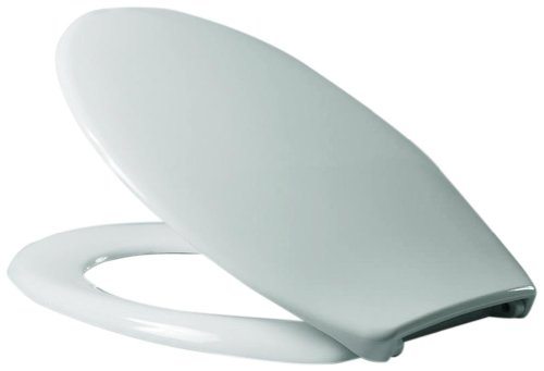 Sanifri 470011110 WC-Sitz Paxi weiß mit Standard Scharnier