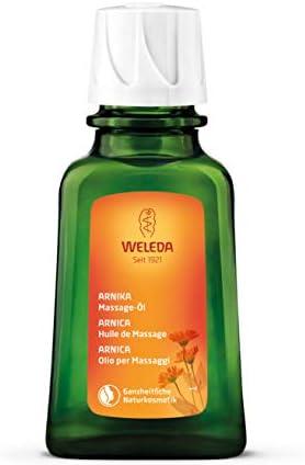 Weleda Arnica Massage Oil 50mL product image