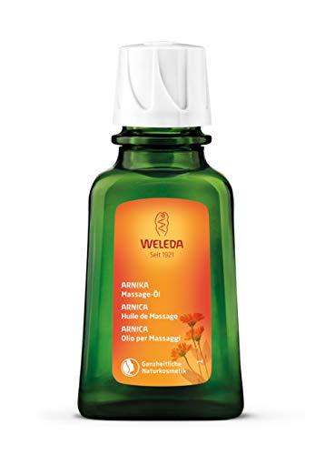 Weleda Massageöl 1er Set Arnika 50.0 ml, Preis/100 ml: 15.32 EUR