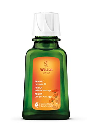 Weleda Huile de massage à l'arnica 50 ml -