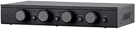 Monoprice SSVC 4 1 Single Input 4 Channel Speaker Selector with Volume Control Impedance Protection product image