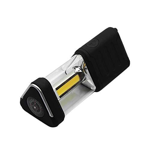 Lampe De Camping LED Portable, Lampe De Secours Étanche Portable À LED Night Light Pour L'extérieur, Bricolage, Secours, Garage, (sans Batterie)