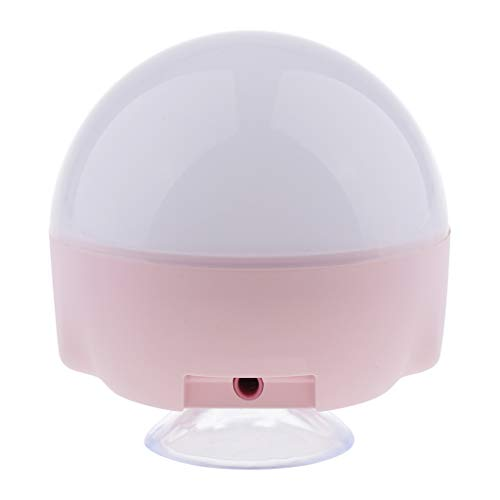 SM SunniMix Luces LED para Espejo de Tocador con Bombillas Regulables para Maquillaje, Regulador Táctil de Brillo Ajustable y Cable de Alimentación USB - Succión