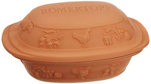 Römertopf Bräter Rustico Keramik Dampfgarer 2,5 kg
