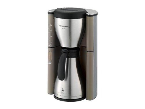 パナソニック コーヒーメーカー ブラック NC-P26-K