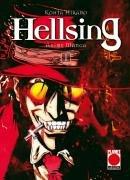 Hellsing Anime Manga 1