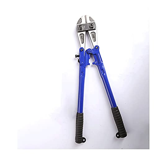 Channellock Alicates, cortador de pernos pequeños, cortador de cable de alta resistencia, alicates de pernos, alicates de cables manuales, cortadores de alambres de servicio pesado ( Size : 18in )