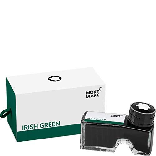 Montblanc 106273 Tintero Irish Green – Tinta para pluma de alta calidad en lujoso diseño, 1 x 60 ml