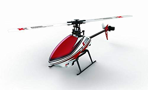 Fun-And-Media XK K120 6 Kanal Helikopter Ready to Fly X6 6-Kanal Sender Mode 2