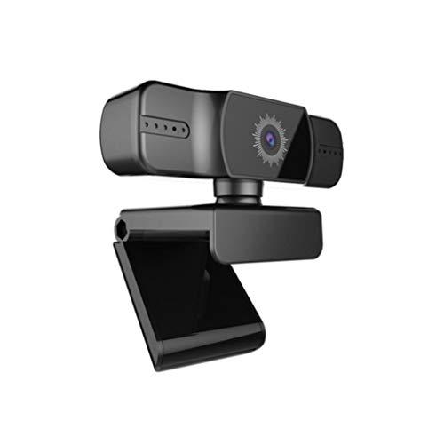 1080p webcam, HD webcamera met ingebouwde HD-microfoon, USB webcam, groot scherm YSJ