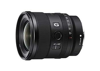 Sony FE 20mm F1.8 G Full-Frame Large-Aperture Ultra-Wide Angle G Lens Model  SEL20F18G