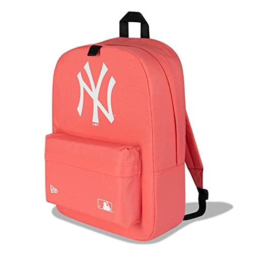 New Era York Yankees MLB Stadium Pack Pink Rucksack - One-Size
