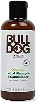 Bulldog Skincare and Grooming For Men Original Beard Shampoo