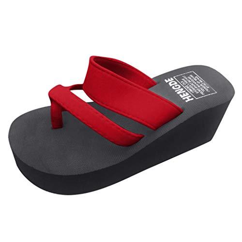 Sandalias Mujer Tacon Verano Correa de Tobillo Zapatos Cierre de Hebilla Punta...