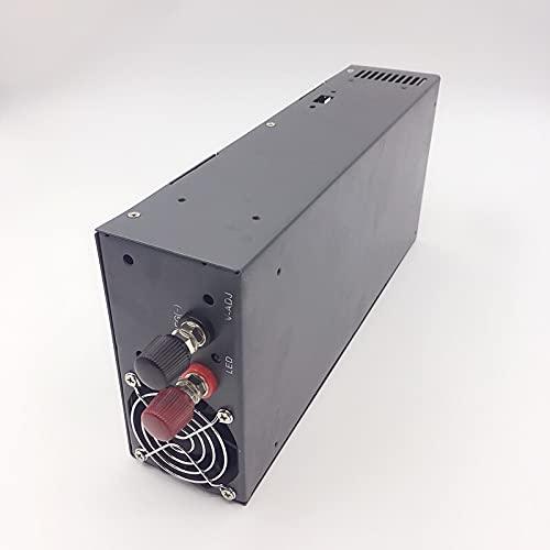 1000W Fuente de alimentación de conmutación Universal 0-12V 24V 37V 27V 48V 60V 72V 110V 220V 300V 350V Voltaje Ajustable AC DC SMPS (Input Voltage : 220V, Output Voltage : 0 100V 0 10A)