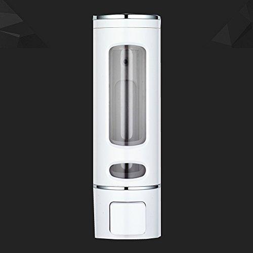 MUMENG Küche Bad nach Hause liefert Stereo-Push Seifenspender einfach anzubringen ABS Materialien 500 ml