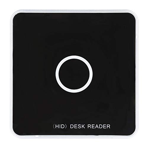 Lector de Tarjetas Alto Rendimiento Fácil instalación Lector de Escritorio antiinterferencias Controlador de Lectura sin Contacto Gratis para computadora