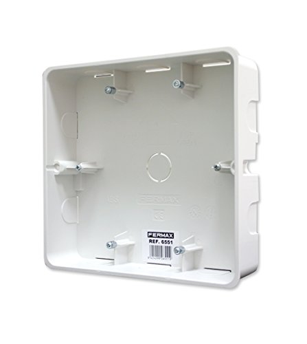 Fermax 7 inch Smile Monitor Flush Box, 6551