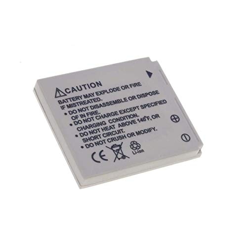 Akku für Canon Digital IXUS 80 is, 3,7V, Li-Ion