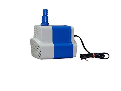 Paras Light Titan 50W Submersible Water Lifting Fountain Pump for Air Cooler, Aquarium