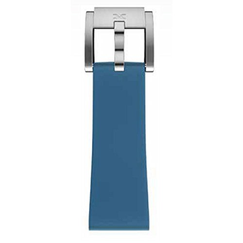 TW Steel Marc Coblen Armband Uhrenband Silikon 22 MM blau SB_BL_S