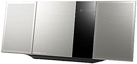 Panasonic SC-HC395EG-S Midi set Negro, Gris sistema de audio para el hogar - Microcadena (Midi set, De 1 vía, Negro, Gris, Corriente alterna, FM, Digital)