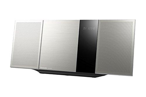 Panasonic SC-HC395EG-S Midi - Sistema de Audio para el Hogar, Microcadena (40 W,Midi Set,...