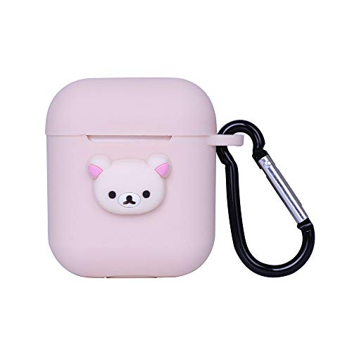 Bear Airpods Case Aesthetic