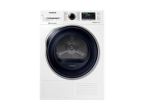 Samsung DV80M6210CW - Asciugatrice, Carica frontale 8kg, A+++, Blu, Bianco
