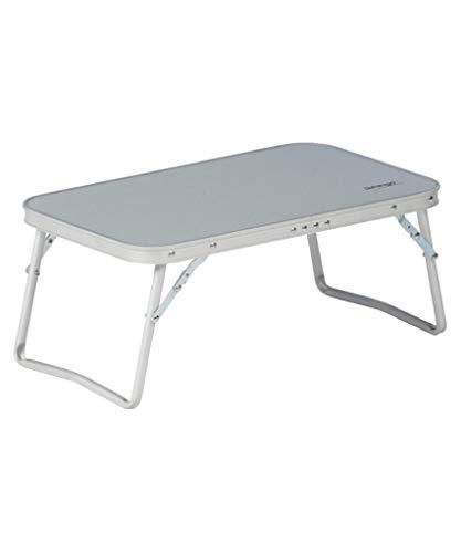 Vango Cypress Folding Low Camping Table, Silver , 56 cm x 34 cm x 24 cm